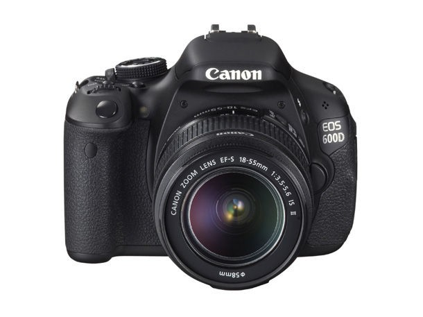 Canon EOS 600D DSLR Digital Camera Kit with 18-55MM IS Lens