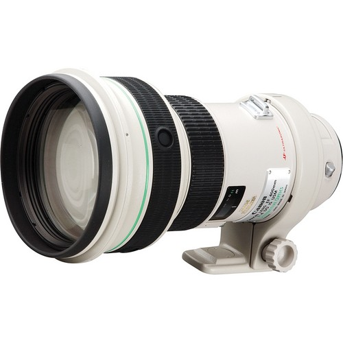 Canon EF 400mm f/4.0 DO (Diffractive Optics) IS Image Stabilizer USM Autofocus Lens