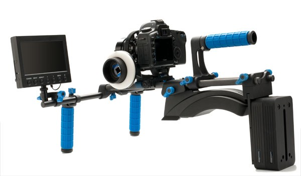 Redrock Micro DSLR Field Cinema Deluxe Bundle v2
